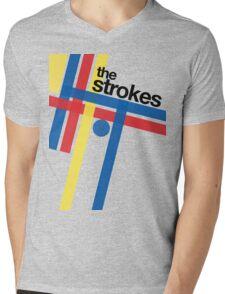 THE STROKES GOV BALL Mens V-Neck T-Shirt