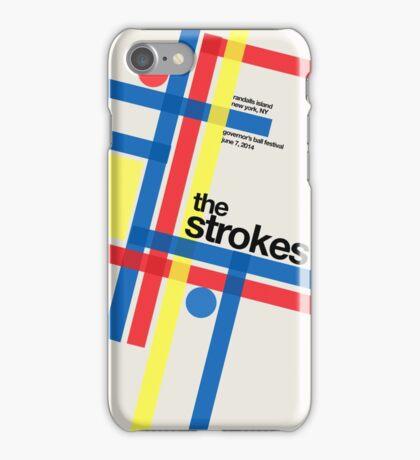 THE STROKES GOV BALL iPhone Case/Skin