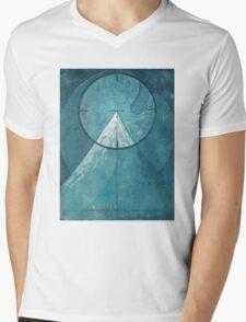 Aim Mens V-Neck T-Shirt