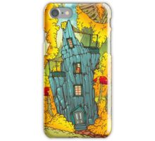 Fantasy environment iPhone Case/Skin