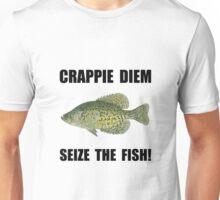 Crappie Diem Unisex T-Shirt