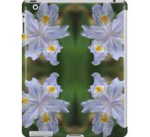 Iris Multiplied iPad Case/Skin