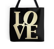 Love Park Philadelphia Sign Tote Bag
