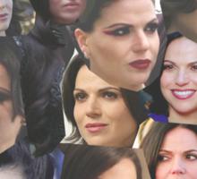 I fancy Queen Regina Mills Sticker