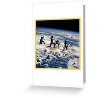 Plungers Greeting Card