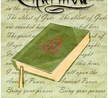Charmed | The Book of Shadows | Samsung Galaxy S3 Case by Issorrisi