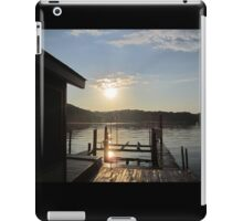 Aquia Sunset by Respite Artwork iPad Case/Skin