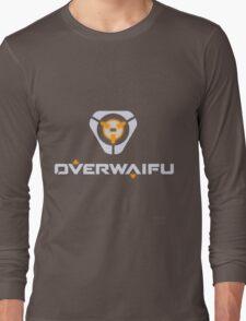 Overwaifu - Tracer (Glow) Long Sleeve T-Shirt