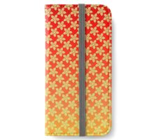 Lemon Flower Sunset iPhone Wallet/Case/Skin