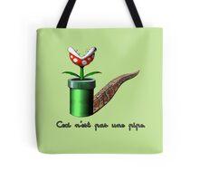 Super Mario for Magritte  Tote Bag