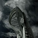 Spinnaker Tower Portsmouth  by liberthine01