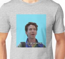 92% Yo! Can't Hardly Wait Unisex T-Shirt