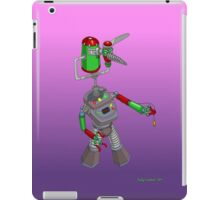 Robotic Classroom Apparition iPad Case/Skin