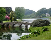 Stourhead, Wiltshire Photographic Print