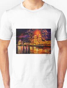 Happy Birthday, America! Unisex T-Shirt