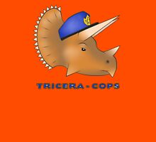 Triceracops Unisex T-Shirt