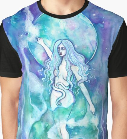THE SORCERESS Graphic T-Shirt