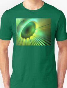 Green Rays Unisex T-Shirt