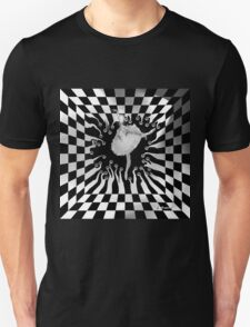 THE IDEAS' MUSE, by E. Giupponi Unisex T-Shirt