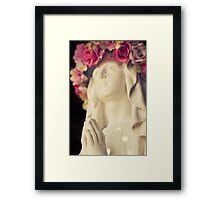 Our Lady of Springtime Framed Print