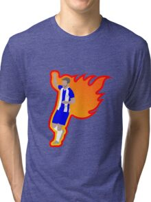 Will Grigg's on Fire Tri-blend T-Shirt