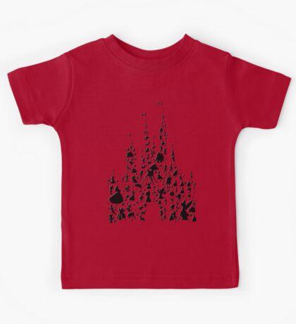 Happiest Castle On Earth Kids Tee