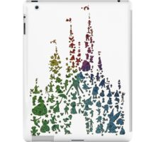 Happiest Rainbow Castle on Earth iPad Case/Skin