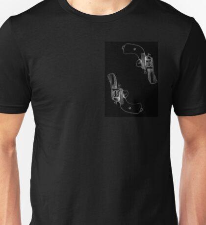 G U N S Unisex T-Shirt