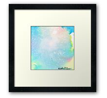 Happy Accident Framed Print