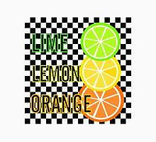 Lime Lemon Orange Unisex T-Shirt