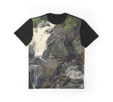 Fumee Falls Graphic T-Shirt