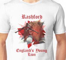 Marcus Rashford England's young Lion Unisex T-Shirt