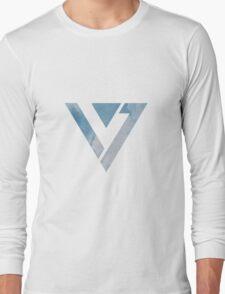 Sky - SEVENTEEN Long Sleeve T-Shirt