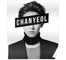 EXO CHANYEOL Poster
