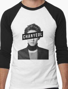 EXO CHANYEOL Men's Baseball ¾ T-Shirt