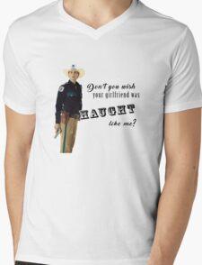 Haught Like Me Mens V-Neck T-Shirt