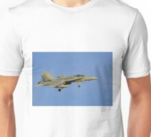Royal Australian Air Force F/A-18 Hornet Unisex T-Shirt
