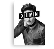 EXO XIUMIN Canvas Print
