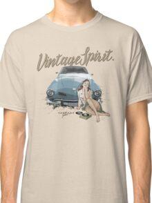 Vintage Spirit Karmann Ghia Classic T-Shirt