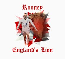 Wayne Rooney England T-shirt Euro 2016 Unisex T-Shirt