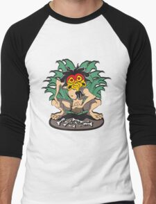 Medicine Man Men's Baseball ¾ T-Shirt