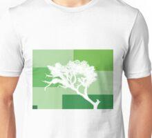 Squared Tree Unisex T-Shirt