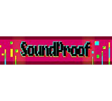 Soundproof Gaming Logo 2 Photographic Print