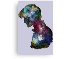 Doctor Who 11th Doctor Canvas Print