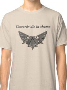 Warhammer 40k Dark Grey Eagle Classic T-Shirt