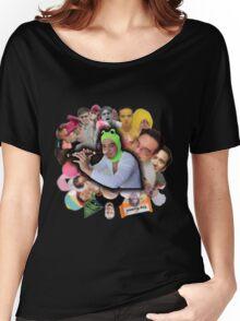Papa Franku Women's Relaxed Fit T-Shirt