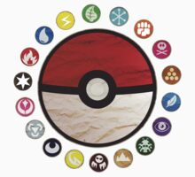 Pokemon - Pokeball One Piece - Long Sleeve