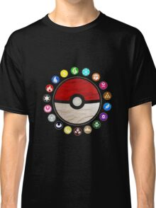Pokemon - Pokeball Classic T-Shirt