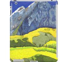 Mount Sneffels iPad Case/Skin
