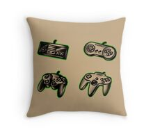Nintendo Old School PAD Throw Pillow